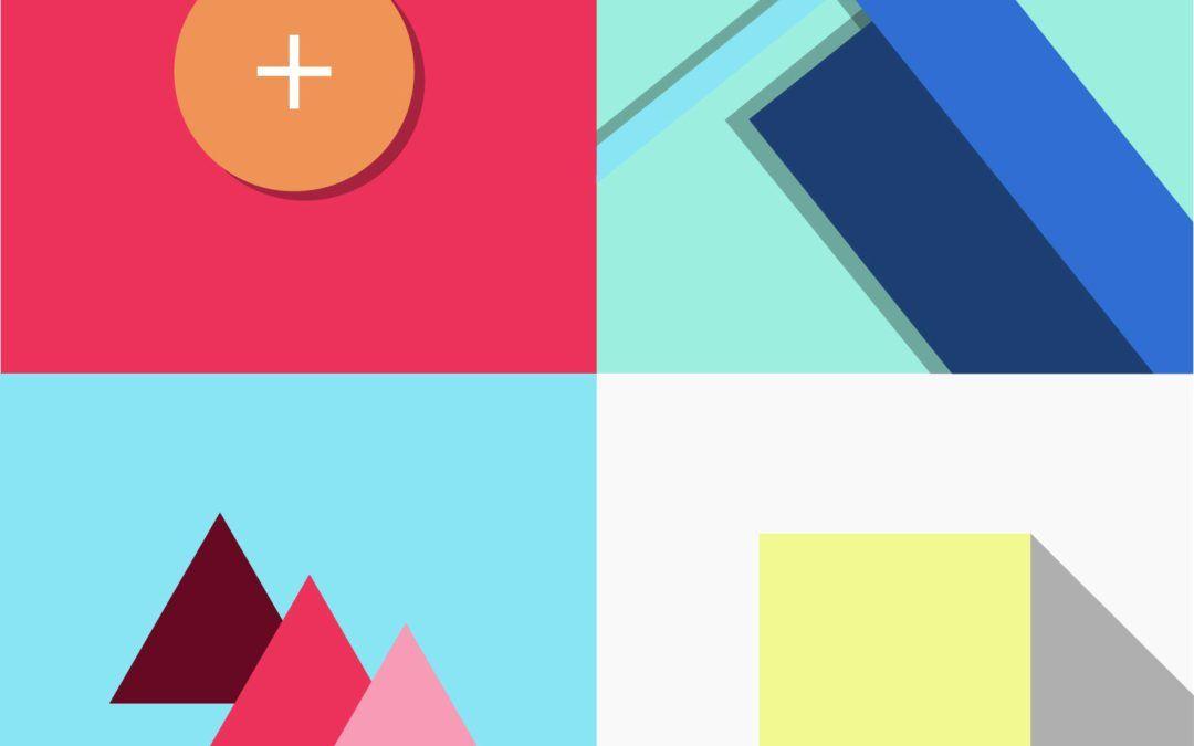 Tendencias diseño web 2016-2017