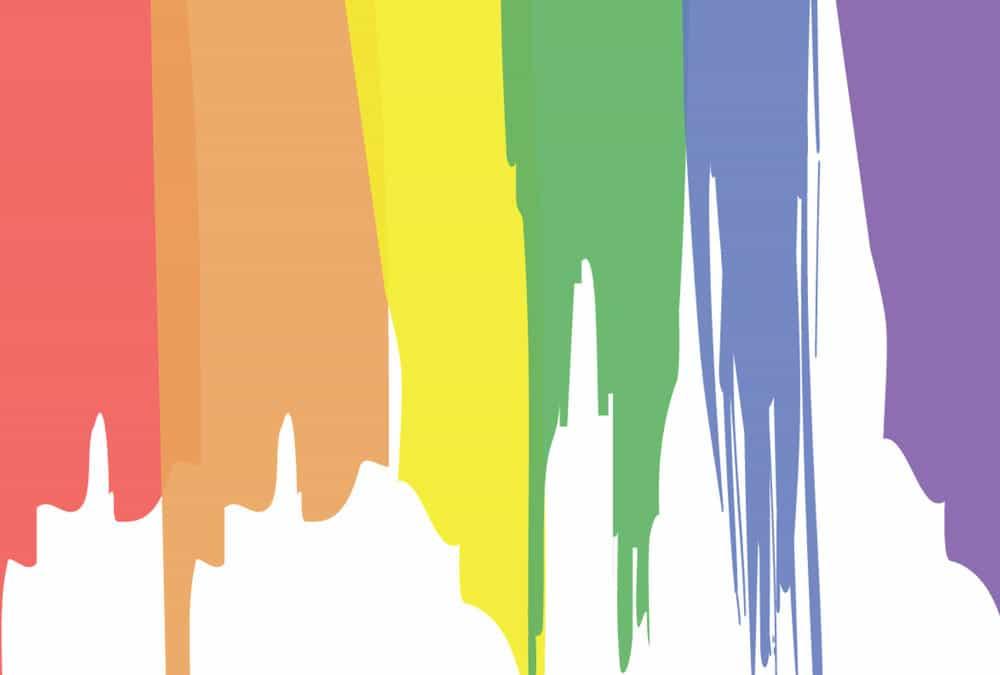 Wallpaper para móvil | Orgullo gay