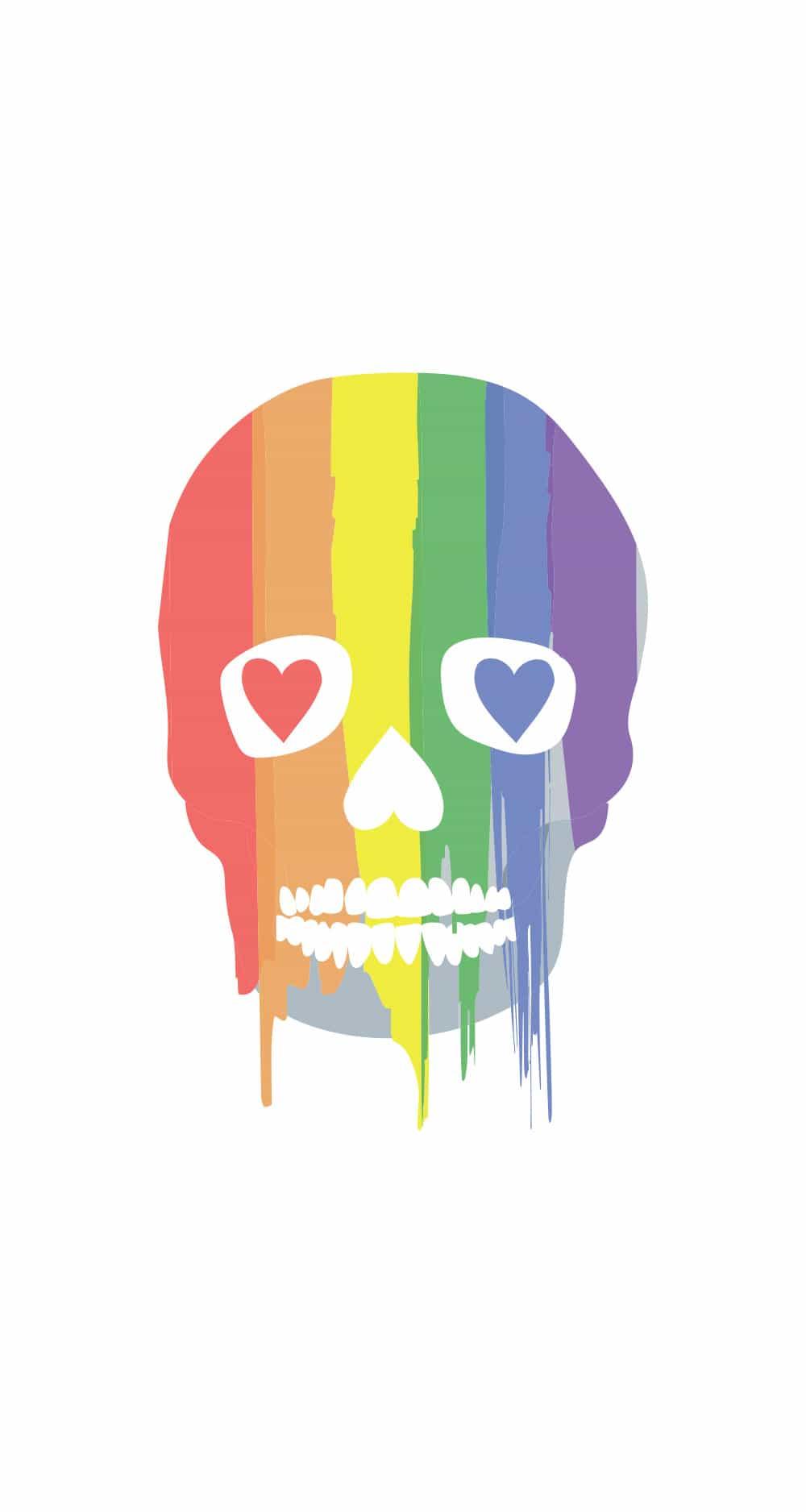 wallpaper movil bandera gay